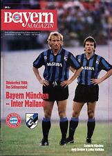 17.09.1988 FC Bayern München - Inter Mailand