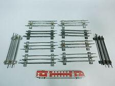 AZ6-1# 10x Märklin/Marklin Spur 0 Ausgleichsstück/Gleis für elektrischen Betrieb