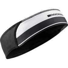 Madison Bicycle Cycle Bike Isoler Mesh Headband Black - One Size