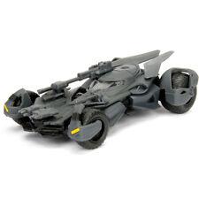 Jada Batman Batmobile Justice League 1:32 Diecast Toy Car 98266-DP3 Grey