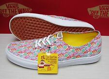 Vans Authentic The Beatles All You Need is Love Men's Size 10.5