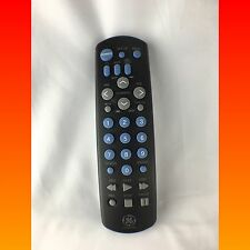 GE RC94904-G OEM Universal Remote Control w/Battery Cover TV VCR CBL DVD