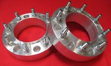 """2"""" Ford Diesel 1999-2002 F250/350 HUB CENTRIC WHEEL SPACERS ADAPTERS Superduty"""