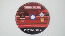 FORMULA CHALLENGE - SONY PLAYSTATION 2 - JEU PS2 SEUL