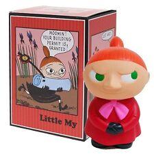 Moomin Valley Family Little My Big Piggy Bank Figure ❤ Muumipeikko Japan Gift