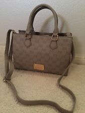 100% AUTHENTIC NWT  BEBE LOGO  SHOULDER/ HAND BAG WITH STRAP