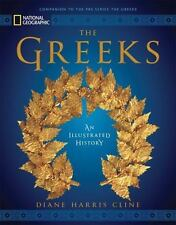 The Greeks : An Illustrated History by Diane Harris Cline...New Hardcover