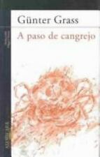 A Paso de Cangrejo by Günter Grass (2003, Paperback)