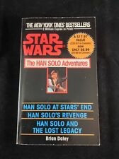 Star Wars: The Han Solo Adventures by Brian Daley - Brand New 92' 1st Edition PB