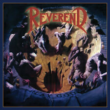 REVEREND - Play God (NEW*LIM.ED.+ 6 BONUS TR.*US METAL*HERETIC*METAL CHURCH)
