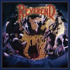 REVEREND - Play God (NEW*LIM.ED.+ 6 BONUS TR.*US METAL*HERETIC*METAL CHURCH)