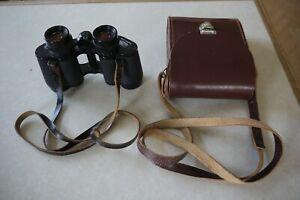 Carl Zeiss Jenoptem 8x30W Wide View binoculars + case. Made in Germany