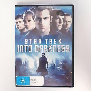 Star Trek Into Darkness Movie DVD Region 4 PAL Free Postage - Action Scifi