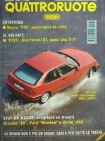 QUATTRORUOTE GIUGNO 1994