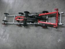 2003 polaris rmk 159 REAR SKID FRAME without plastic tips #strg