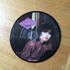 """Pat Benatar Fire and Ice 7"""" Picture Disc"""
