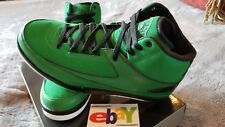 AIR JORDAN 2 RETRO QF CANDY PACK CLASSIC GREEN/BLK-WHT 05/14/10 395709 301 2019