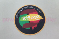 Spain & Portugal - 2018-2022 Player Issue Patch / Badge