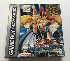 Yu-Gi-Oh Worldwide Edition: Stairway to the Destined Duel Game Boy Advance GBA
