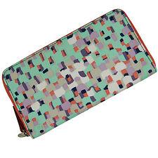 Fossil Geldbörse Key-per Zip Clutch Geldbeutel Damenbörse Wallet Portemonnaie