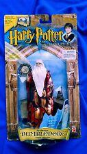 2001 Harry Potter Sorcerer's Stone Headmaster Prof. Dumbledore Action Figure Nip