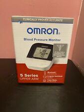 Omron 5 Series Wireless Upper Arm Blood Pressure Monitor - BP7250