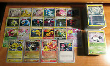 PL/NM Complete MASTER Pokemon MYSTERIOUS TREASURES Card Set 124/123 LV.X Staff