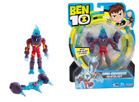 Ben 10 OMNI-ENHANCED HEATBLAST 13 cm 5 in Action Figure #76116 Brand New