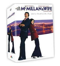McMillan and Wife: The Complete TV Series Seasons 1 2 3 4 5 6 DVD Boxed Set NEW!