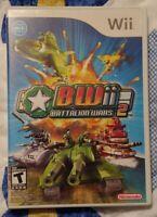Battalion Wars 2  Nintendo Wii / Wii U Tested Works Complete