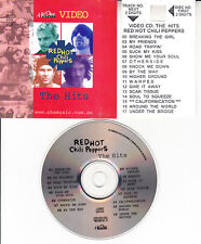RED HOT CHILI PEPPERS - THE HITS (GREATEST HITS / BEST OF) VCD VIDEO CD