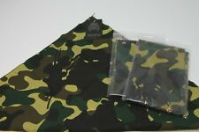 SET OF 2 CAMOUFLAGE PREDATOR BANDANAS - LOOT CRATE EXCLUSIVE - Camo Bandana NEW