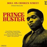Prince Buster 20 Buster's Fabulous Ska  Roll On Charles Street vinyl lp x 2