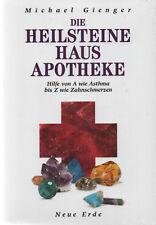 DIE HEILSTEINE HAUSAPOTHEKE - Michael Gienger BUCH - NEU