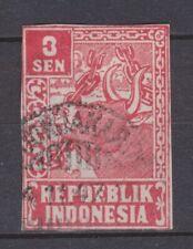 Japanese occupation JAVA EN MADOERA 28 a CANCEL DJOKJAKARTA Japanse bezetting
