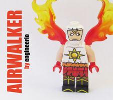 LEGO Custom - Airwalker - Super heroes Marvel classic minifigures