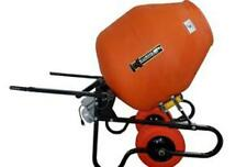Kushlan Products 1000DDWB 10 Cubic Feet 1 HP Direct Drive Cement Mixer