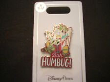 Disney Parks Pin -Christmas Donald Duck - Bah Humbug