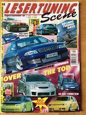 Leser Tuning Scene 8/9 2004, Opel Corsa A, Golf 4, Fiat Pinto, Peugeot 306,