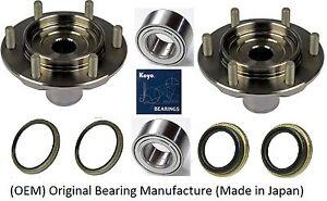 2001-2007 Toyota Sequoia 4WD Front Wheel Hub&Bearing&Seal Kit (OEM) KOYO (PAIR)