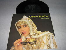 OFRA HAZA 45 TOURS UK IM NIN'ALU