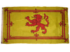3x5 Scotland Rampant Lion Royal Banner Flag Scottish Banner Indoor Outdoor