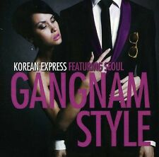 Korean Express - Gangnam Style [New CD] Extended Play, Manufactured On Demand