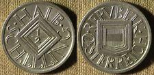 Austria : 1925  1/2 Sch.   BU  # 2839   IR3720