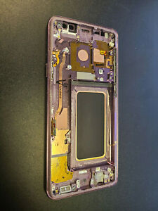 Great Samsung Galaxy S9 Plus G965U G965 LCD Digitizer Frame Screen - Purple