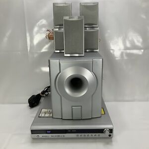 Matsui DAV70 Home Theatre System With Original Manual Working