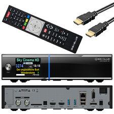 GigaBlue Quad 4K UHD SAT-Receiver 2x DVB-S2 FBC ULTRA HD IPTV E2 Linux HDTV