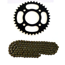 37 Teeth 420 Rear Chain Sprocket + 420 132 L Chain PIT PRO BIKE ATV 110cc -140cc