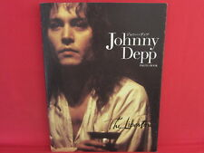Jonny Depp The Libertine Film Photo Book