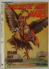 Synthetic Men of Mars Edgar Rice Burroughs Inc. 1940 first edition John Carter